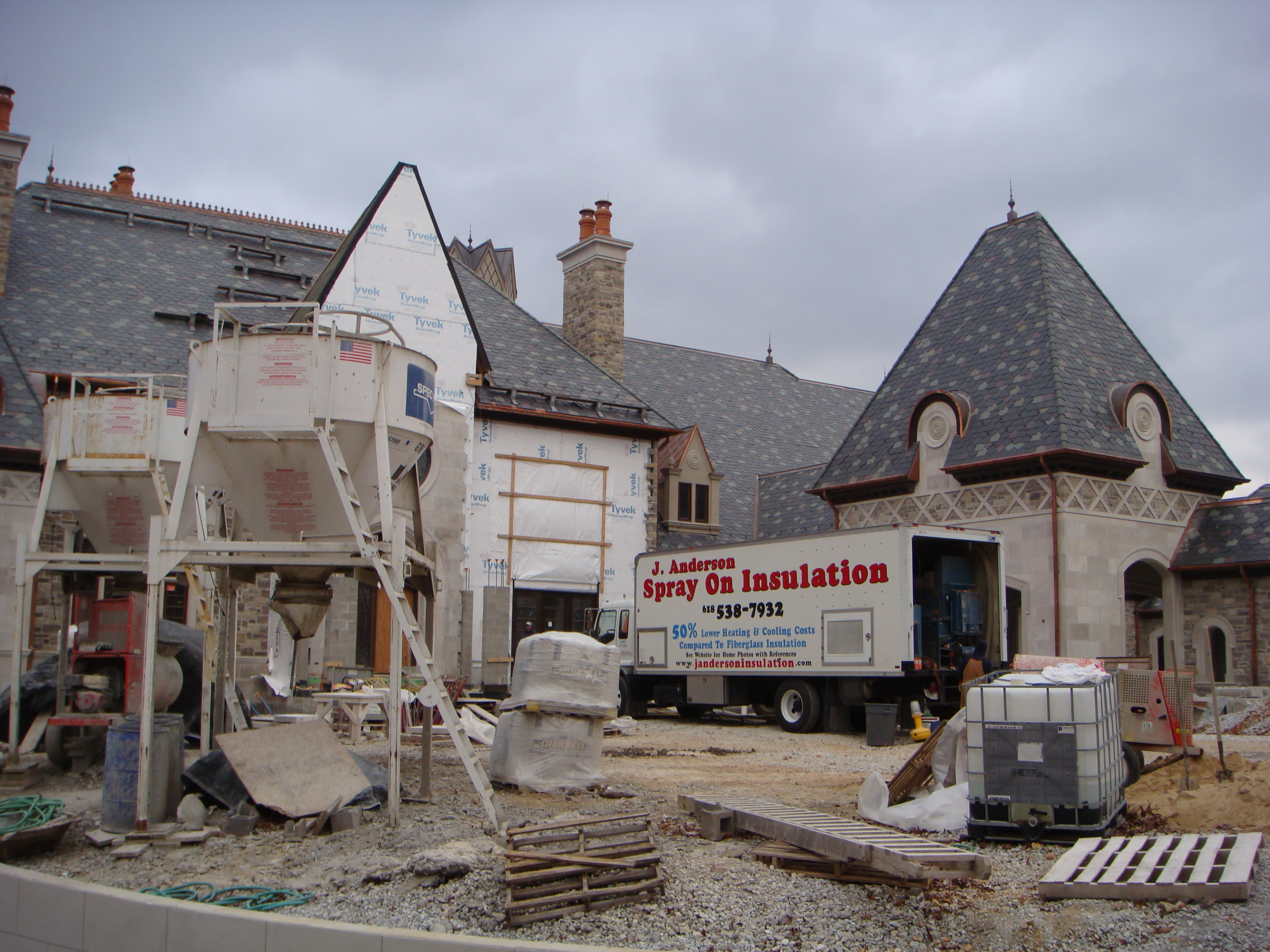 Projects 23 J Anderson Insulation