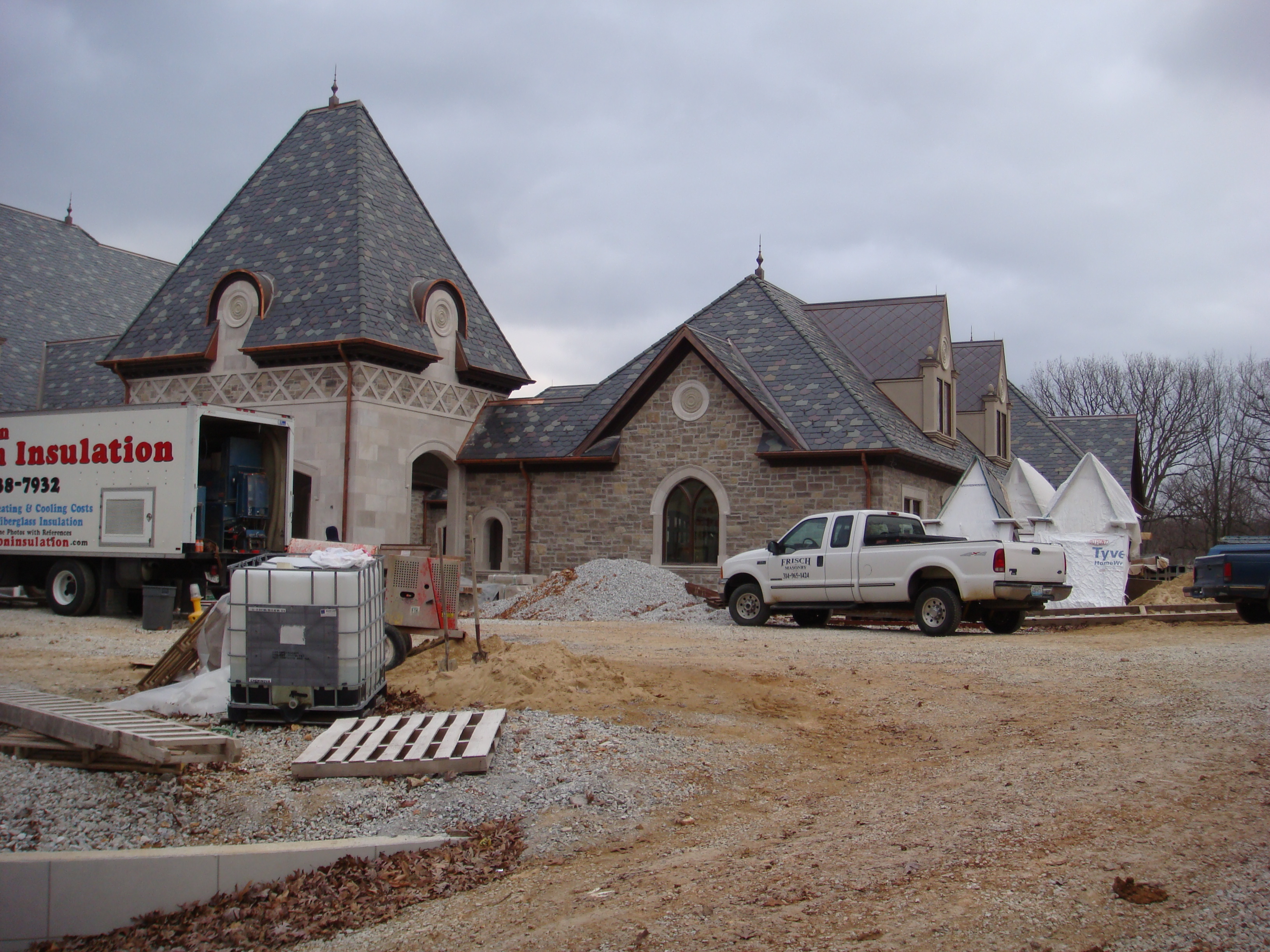 Projects J Anderson Insulation
